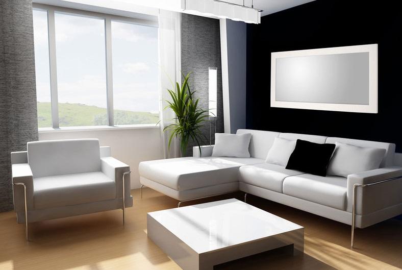Design Moderne Spiegel Fr Wohnzimmer Inspirierende Bilder Von